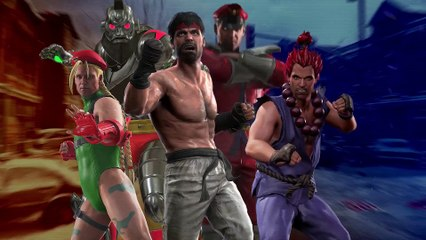 Street Fighters Heroes Trailer de Dead Rising 4