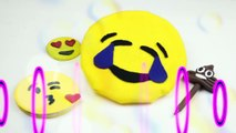 DIY Crafts: 4 Fun Emoji DIYs - School Supplies (Pens, Notebooks, Crayons, Pencil Case/Makeup Bag)