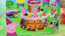 Dekorowanie tortu urodzinowego - Świnka Peppa - Unboxing i Kreatywne zabawy dla dzieci