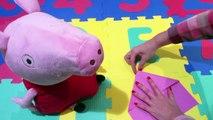 Peppa Pig Aviones de Papel   Vídeos de Peppa Pig en español