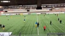 La Chaux de Fonds 0:1 Koniz  (Swiss 1. Liga Promotion 21 Oktober)