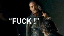 """Les personnages de The Walking Dead vont enfin pouvoir dire """"fuck"""""""