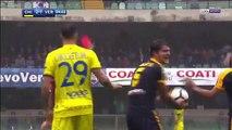 Chievo Verona 3-2 Hellas Verona 22-10-2017 All Goals & Highlights