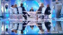 Une fois n'est pas coutume, Stéphane Bern lance des fleurs à Brigitte Macron