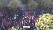 Foot - L1 - OM : Les supporters en route pour le stade