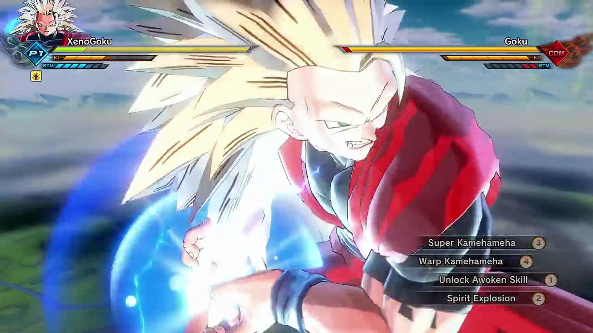 Goku Vegeta Gohan Trunks Goten Db Heroes Dragon Ball