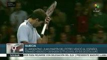 Deportes teleSUR: Wulker Fariñas en exclusiva para teleSUR