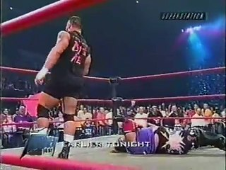 Hugh Morrus vs Scott Steiner   Thunder Feb 21st, 2001
