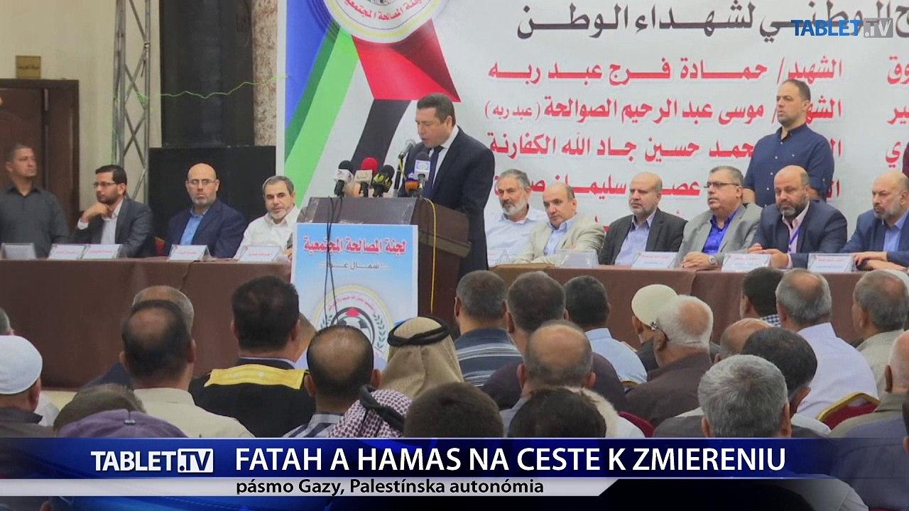 Fatah a Hamas - cesta k zmiereniu