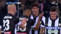 1-0 Stipe Perica Goal Italy  Serie A - 22.10.2017 Udinese Calcio 1-0 Juventus FC