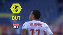 But Memphis DEPAY (65ème) / ESTAC Troyes - Olympique Lyonnais - (0-5) - (ESTAC-OL) / 2017-18