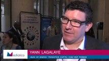 """BNP Paribas : """"La transition énergétique manque d'acteurs de financement"""""""