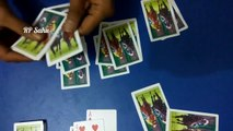4 King Card Trick   Amazing card tricks magic Revealed   Hindi
