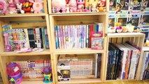 Lastics Room Tour 2016 - Kawaii, Anime, Funko, Toys, Manga and things I love!