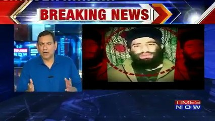 Intelligence Report Reveals Terror Leader Zakir Musa Held A Meeting With Around 20 Terrorists In J&K