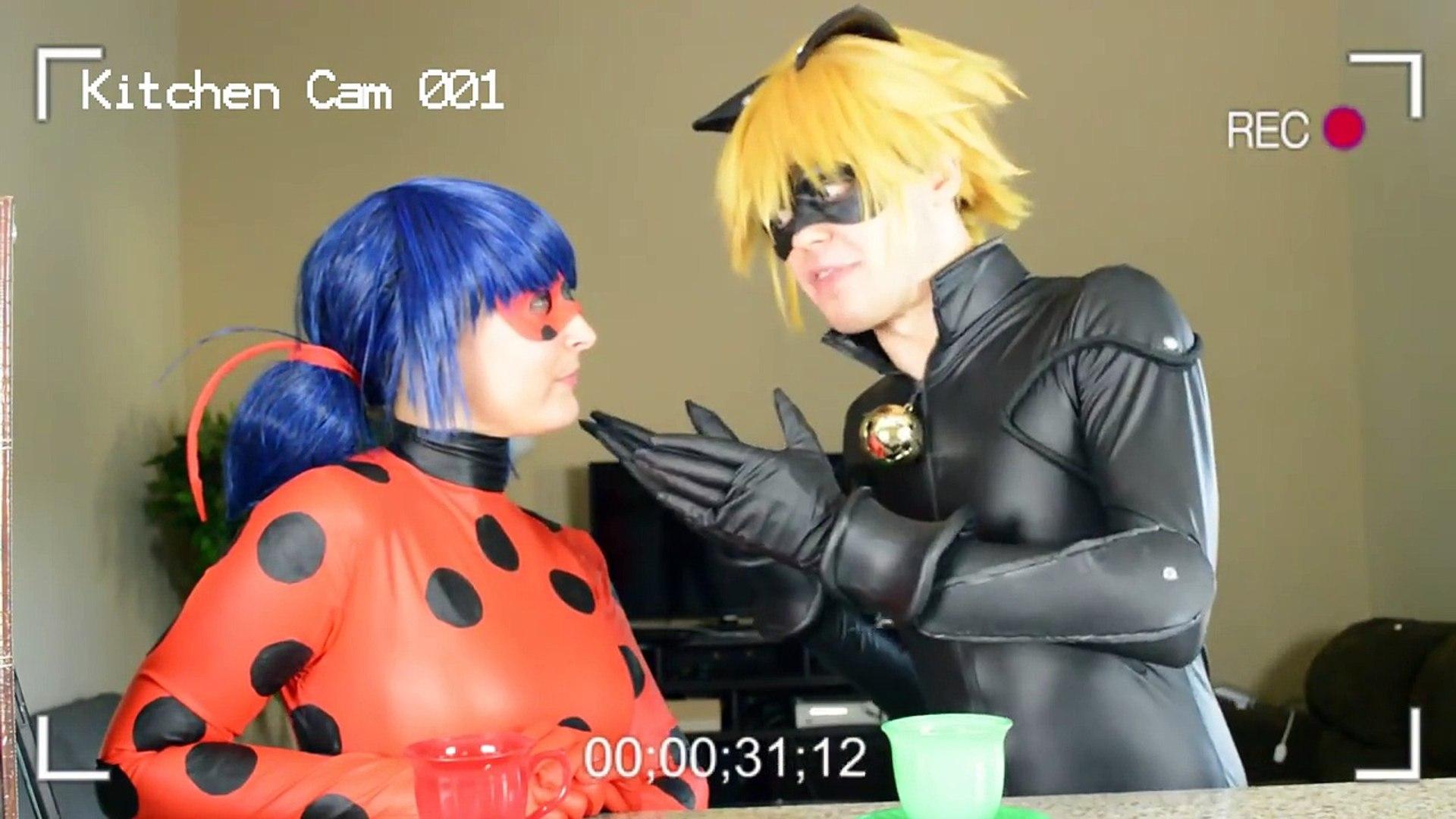 Miracu-League: Miraculous Ladybug and Cat Noir - Episode 10: Flight of Fancy