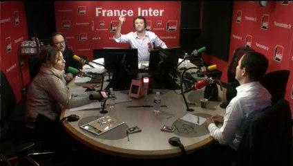 Benoît Hamon répond aux questions des auditeurs de France Inter
