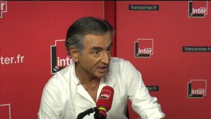 Bernard-Henri Lévy répond aux questions de Léa Salamé