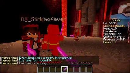 Herobrine Says! | Minecraft Herobrines Chamber