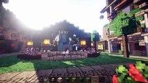 【Minecraft】ゆっくり街を広げていくよ part1-1