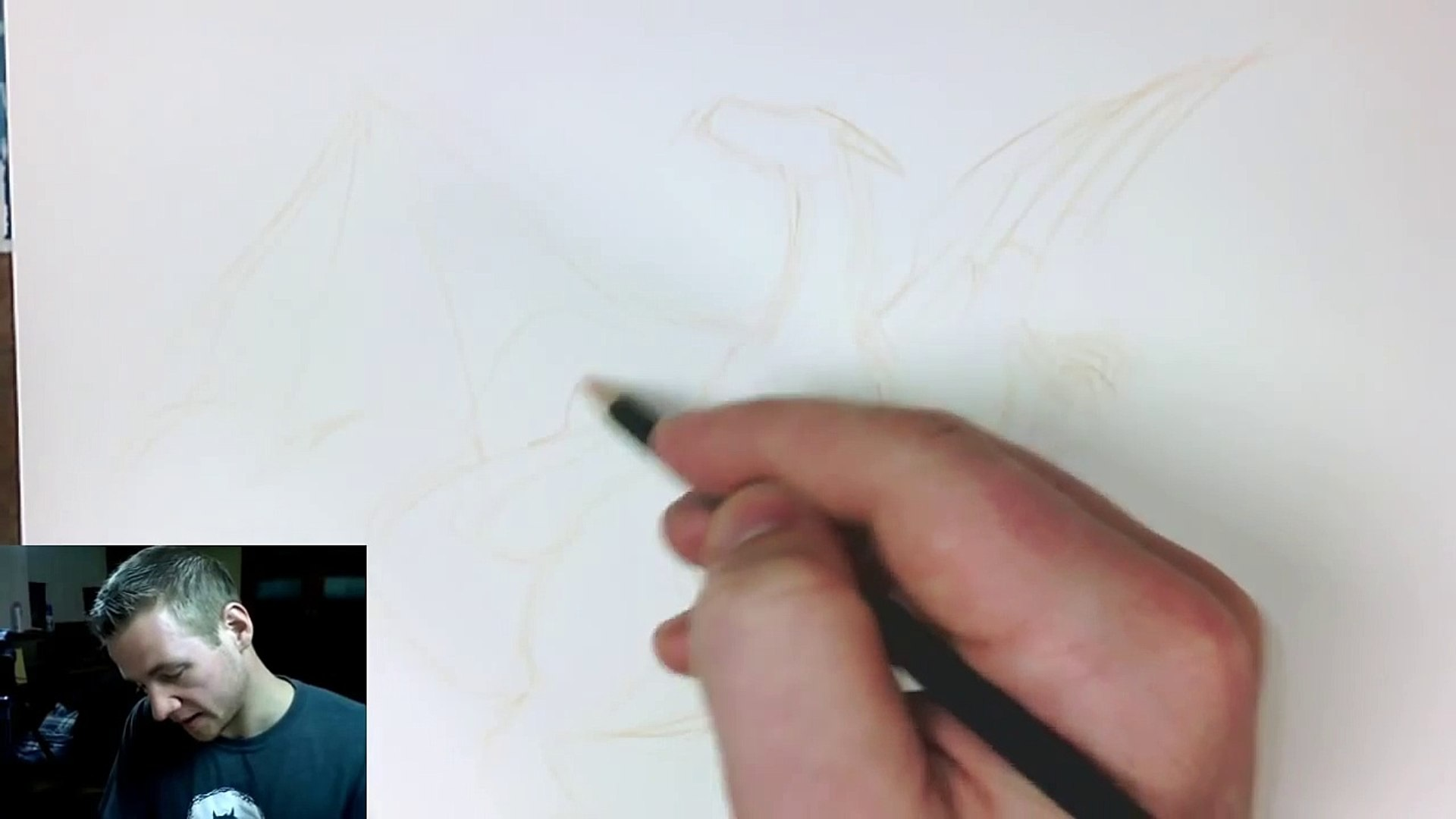 Lets Draw Charizard