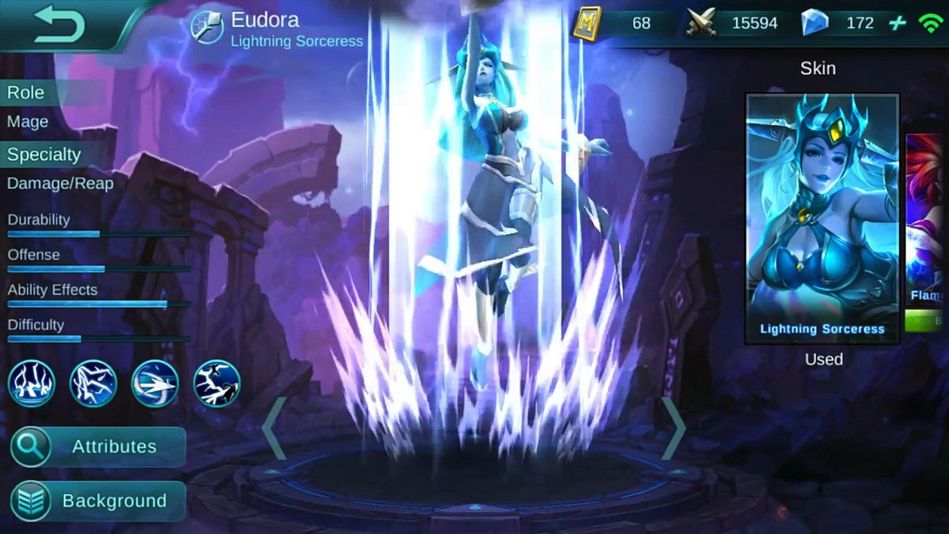 Mobile Legends EUDORA BEST BUILD High Elo Guide & Gameplay 9