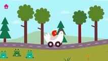 Fun Sago Mini Games - Baby Learn To Drive Cars & Trucks Fun Playful Sago Mini Road Trip