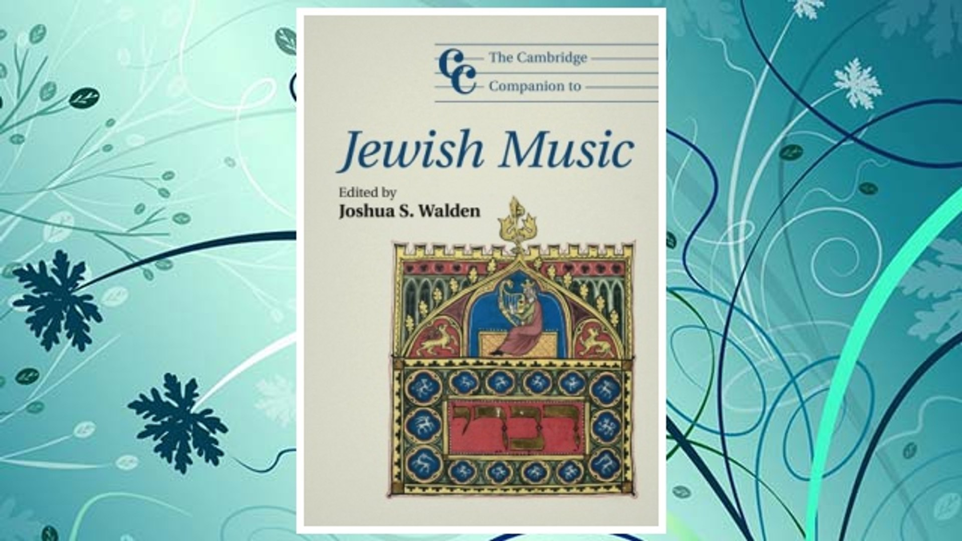 Download PDF The Cambridge Companion to Jewish Music (Cambridge Companions to Music) FREE