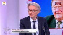 Invité : Jean-Claude Mailly - Territoires d'infos (23/10/2017)