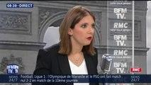 """""""L'assiduité a extraordinairement augmenté à l'Assemblée"""" depuis l'arrivée de LaREM, assure Aurore Bergé"""