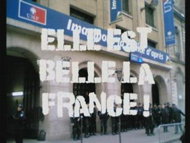MAP  - Elle est belle la France !
