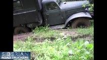 Russian Truck Drivers in Extreme Conditions #2 / Русские грузовики в экстремальных условиях NEW new