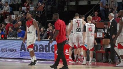 Résumé JL Bourg / Monaco - Journée 6 Pro A