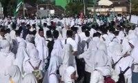 Perayaan Hari Santri Berlangsung Meriah