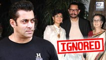 Why Salman Khan IGNORED Aamir Khan's Diwali Party?