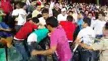 Indian Premier League Fights - Cricket fans Fight For Seat DD vs KXIP