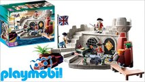 PLAYMOBIL PIRATES - 5139 SOLDIERS FORT WITH DUNGEON (eng) PLAYMOBIL REVIEW