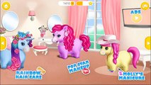 Baby Learn Colors with Fun pony games for kids - Fun play pony baby games