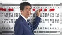 Victoire de Shinzo Abe mais méfiance des Japonais