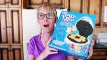 Pop Tarts Food Maker- I Make Mini Pop Tarts On A Stick