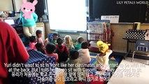 I HATE SCHOOL!! NO FRIENDS, MEAN TEACHER? - Kindergarten(PreK) | USA Life vlog ep.73 국제커플, 국제결혼