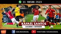 RAFAEL SANTOS - Rafael Alves dos Santos - Zagueiro - www.golmaisgol.com.br
