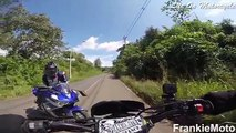 Extremely Close Calls, Crashes & Scary Motorcycle Accidents [EP #3]