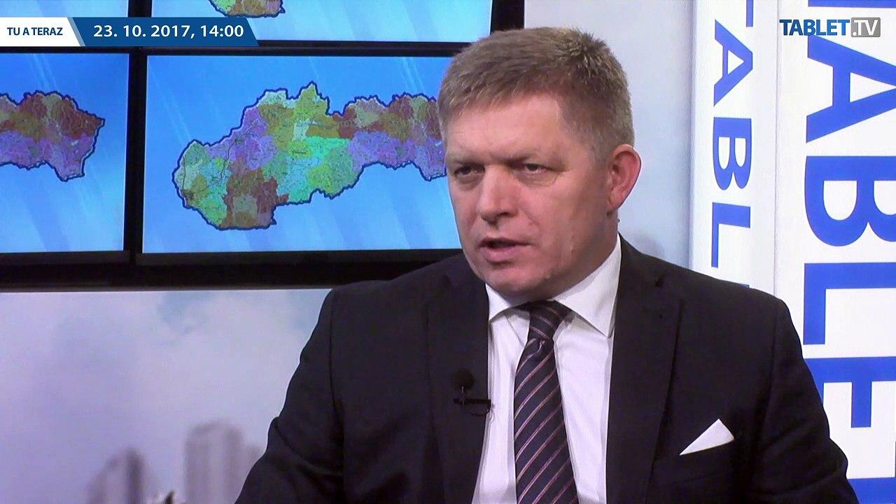 R. FICO: Nebuďme majstrami Európy v nízkej účasti ako pri eurovoľbách