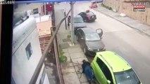 Brésil : Ils tentent de voler une voiture et se font arrêter par une bande d'hommes courageux (vidéo)