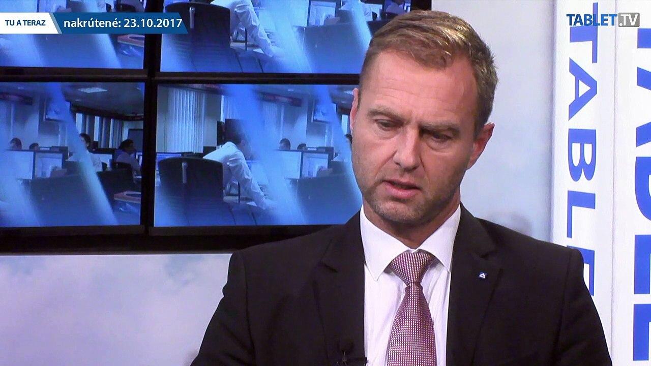 T. KORANDA: Výstavbu diaľnic na Slovensku predlžuje legislatíva