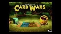 Card Wars (Guerra de Cartas) - Regras da partida e dos baralhos