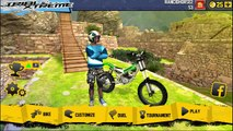 Trial Xtreme 4 Maccu Picchu Motor Bike Games - Motocross Racing - Games For Kids Android Gameplay