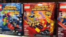 Wolverine Toy Hunt - Walmart, Toys R Us & Target