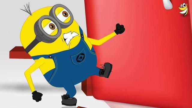 Minions trombone Banana Funny Cartoon ~ Minions Mini Movies 2016 [HD]